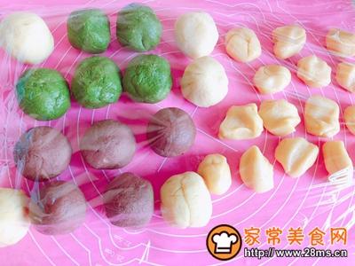 三种口味的仙豆糕超薄皮的做法图解10