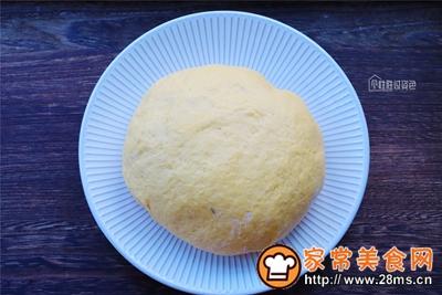 南瓜荷叶饼的做法图解3
