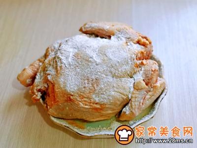 香酥烤鸡的做法图解4