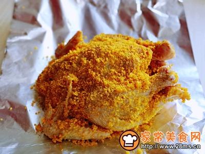 香酥烤鸡的做法图解6
