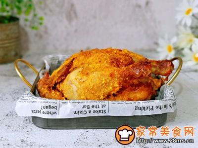 香酥烤鸡的做法图解9