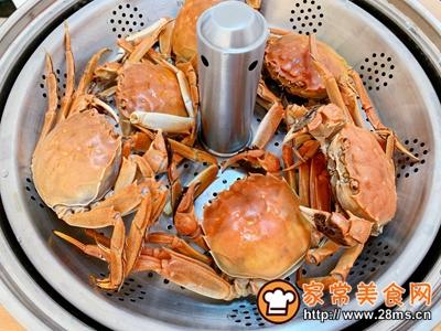 清蒸螃蟹的做法图解6