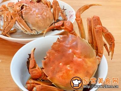 清蒸螃蟹的做法图解8