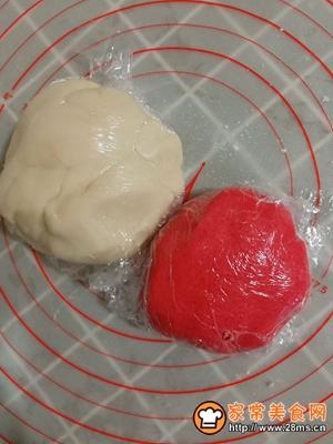 桃花酥的做法图解7
