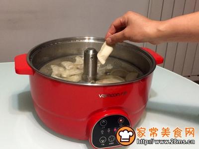 蒲瓜牛肉玉米馅饺子的做法图解9