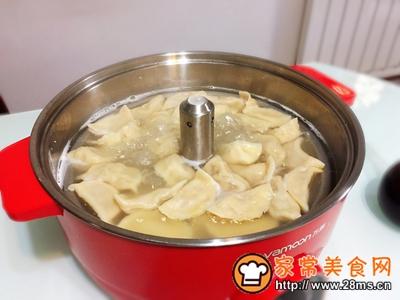 蒲瓜牛肉玉米馅饺子的做法图解10
