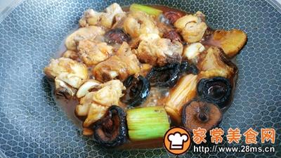 菇芋椒酱可乐鸡的做法图解5