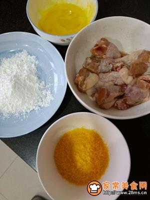 烤鸡腿的做法图解2