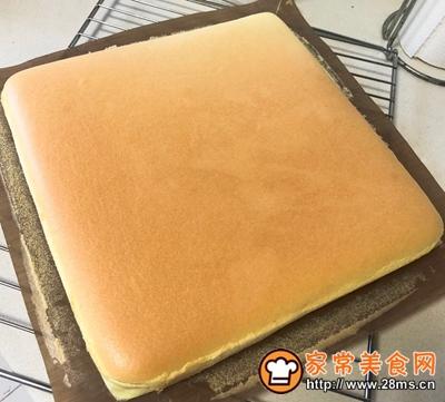 棋格奶油蛋糕卷的做法图解22