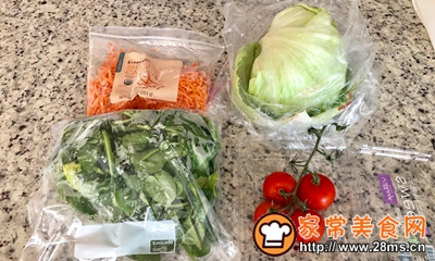 减肥杀手锏:鸡肉蔬菜沙拉的做法图解2