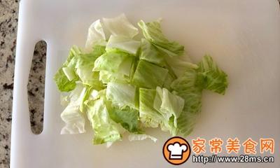 减肥杀手锏:鸡肉蔬菜沙拉的做法图解4