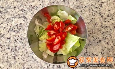减肥杀手锏:鸡肉蔬菜沙拉的做法图解5