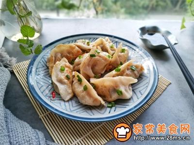 美味煎饺的做法图解6