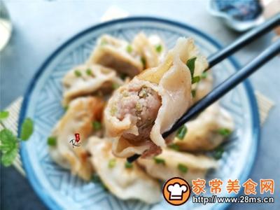 美味煎饺的做法图解7
