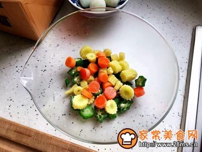 鸡胸肉果蔬沙拉的做法图解20