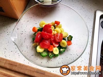 鸡胸肉果蔬沙拉的做法图解21