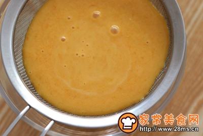 芒果酸奶布丁的做法图解2