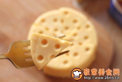 芒果酸奶布丁的做法图解9