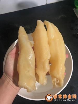 女神入秋必备汤水红枣花胶炖土鸡的做法图解5