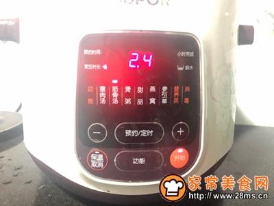 女神入秋必备汤水红枣花胶炖土鸡的做法图解10