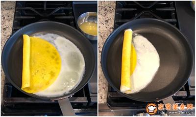 有趣的鸡蛋卷的做法图解5
