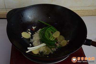 东北铁锅炖鱼的做法图解8