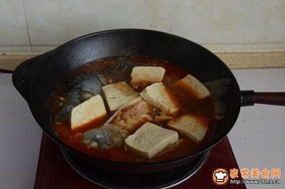 东北铁锅炖鱼的做法图解13