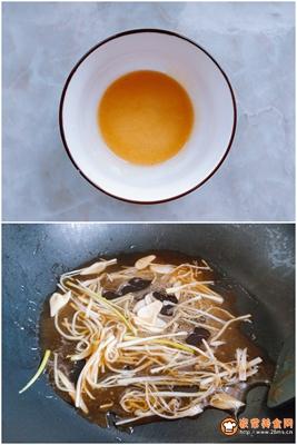 传统东北锅包肉的做法图解5