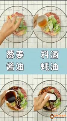 用锡纸就能轻松搞定的鸡肉卷的做法图解2