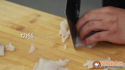 鱼香肉丝的做法图解3