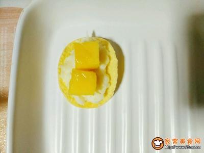 芒果薯泥沙拉的做法图解5