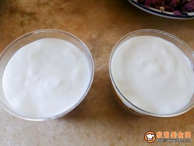 三色薯泥酸奶杯的做法图解7