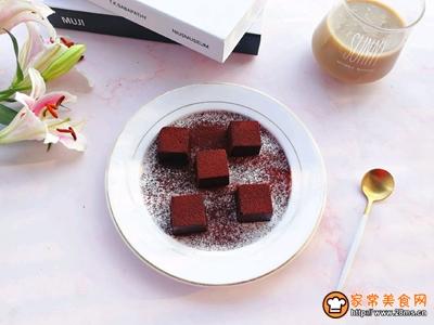 生巧克力的做法图解10