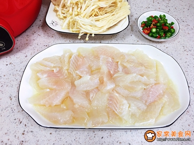 麻椒龙利鱼的做法图解3