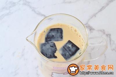 仙草奶茶的做法图解15