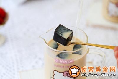 仙草奶茶的做法图解18