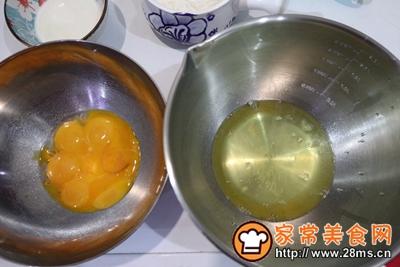 长寿面蛋糕(祝福祖国70周年快乐)的做法图解2