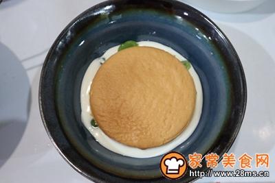 长寿面蛋糕(祝福祖国70周年快乐)的做法图解22
