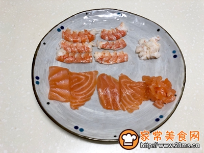手握球寿司的做法图解2