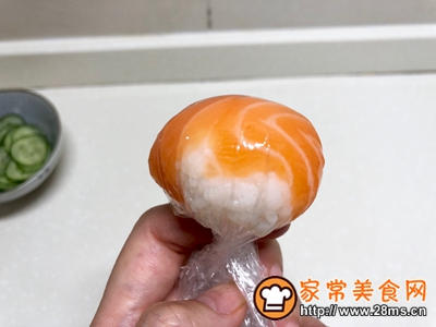 手握球寿司的做法图解6