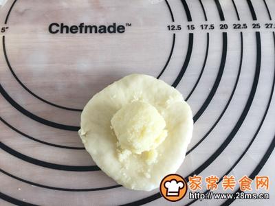 花环椰蓉面包的做法图解15