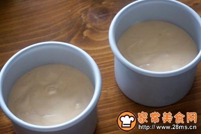 泰式奶茶戚风蛋糕的做法图解10