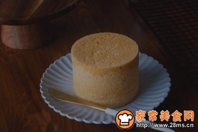 泰式奶茶戚风蛋糕的做法图解11
