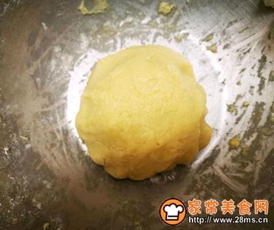 水果曲奇蛋挞的做法图解4