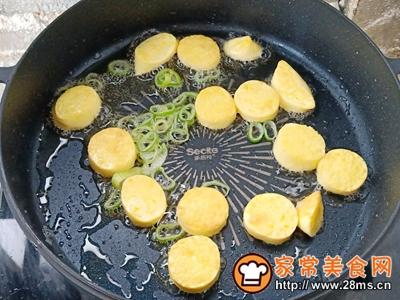 番茄金针豆腐的做法图解3