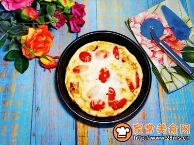培根披萨的做法图解9