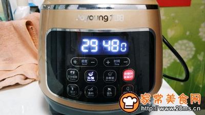 超浓香鲫鱼黄豆汤破壁机版的做法图解9