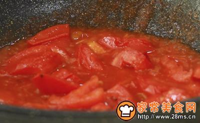 西红柿炒鸡蛋的做法图解5