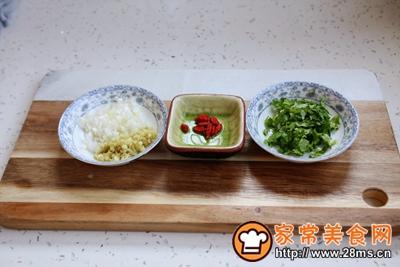 羊肉丸子冬瓜汤的做法图解2