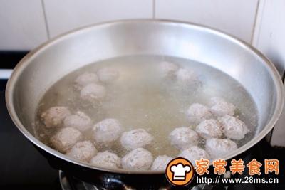 羊肉丸子冬瓜汤的做法图解14